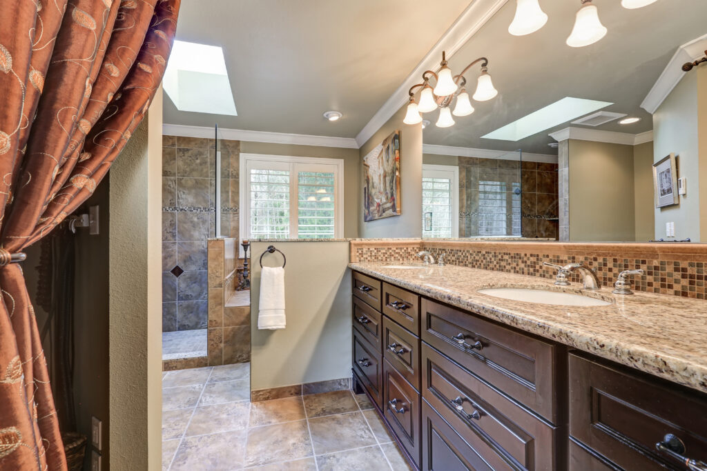 new bathroom remodel beautiful bathroom install tulsa ok professional contractor