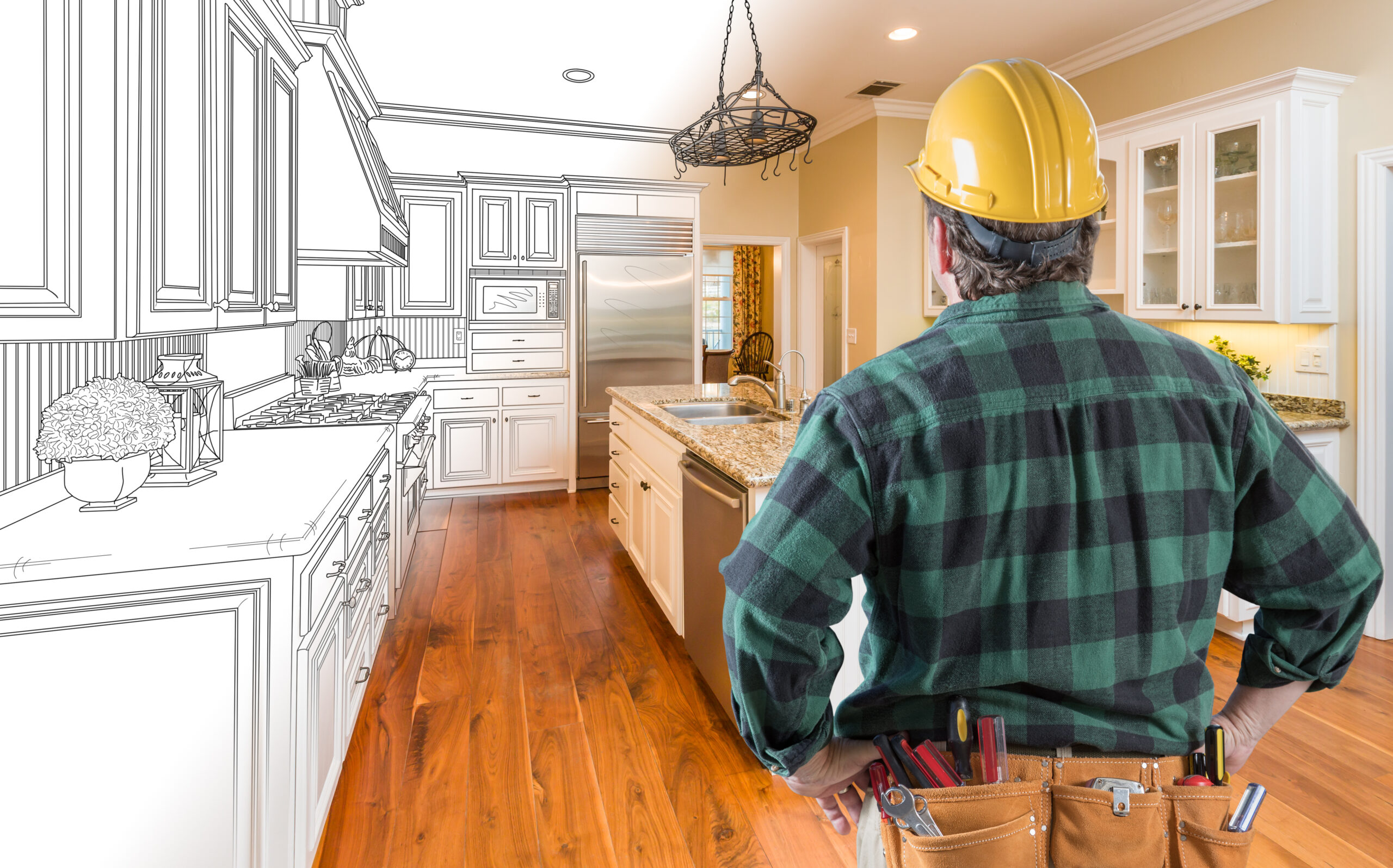 Home Tulsa Home Remodeling Kitchen Cabinets Carpentery