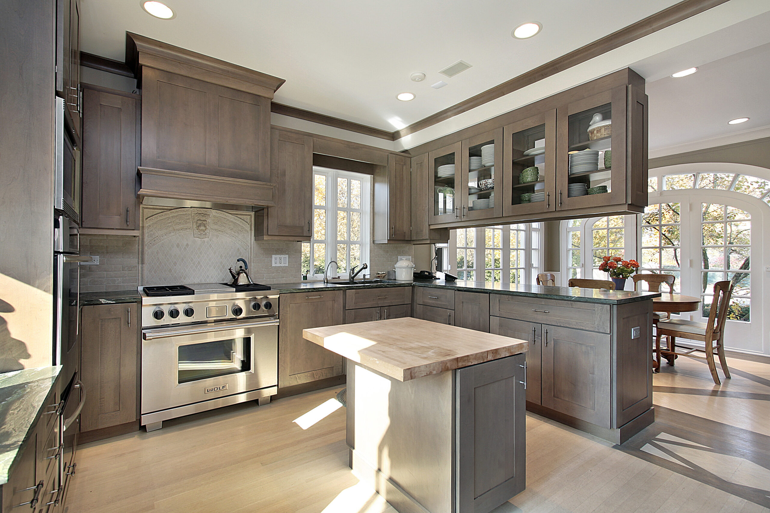 kitchen remodel local tulsa renovation professional contractor